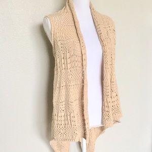 INC Knit Vest / Sz M